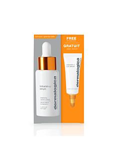 brighter together: gratis Biolumin-c Eye Serum cadeau t.w.v. €30,40 (6ml)