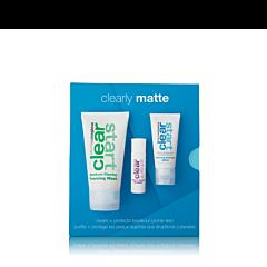 Clearly Matte Kit: starterskit voor de jonge onzuivere huid