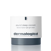 Sound Sleep Cocoon: revitaliserende nachtcrème tegen vermoeidheid en houdveroudering