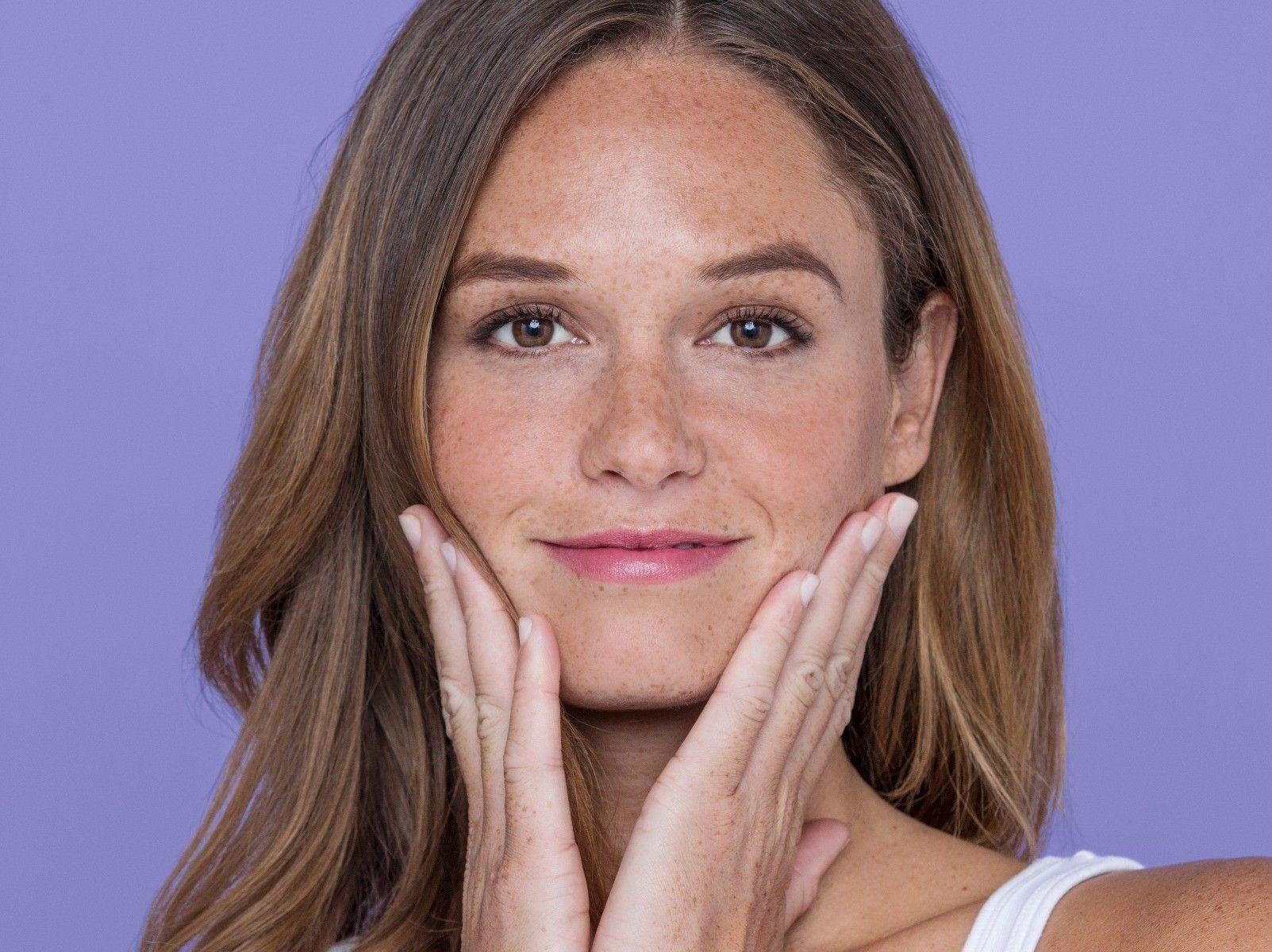 sensitive skin model